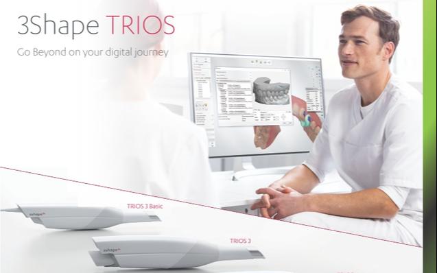 Tot ceea ce trebuie să știi despre scanarea intraorală cu TRIOS by 3SHAPE!